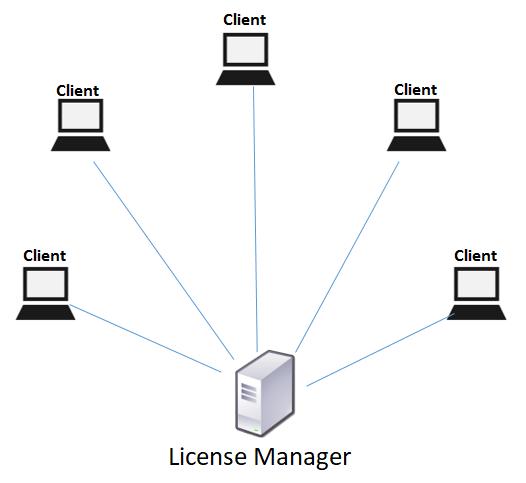 Sentinel RMS License Server (License Manager)